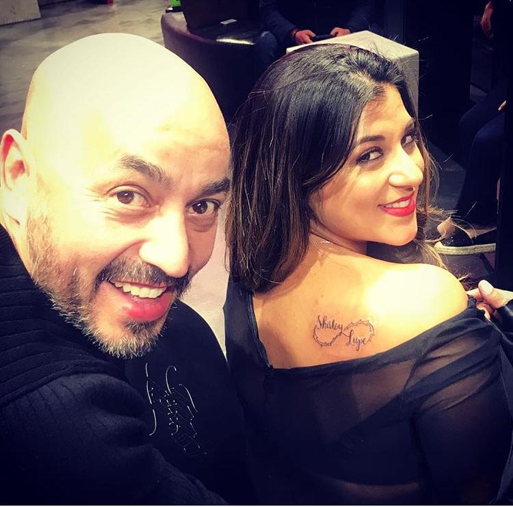 Lupillo Rivera y Shirley Arroyo