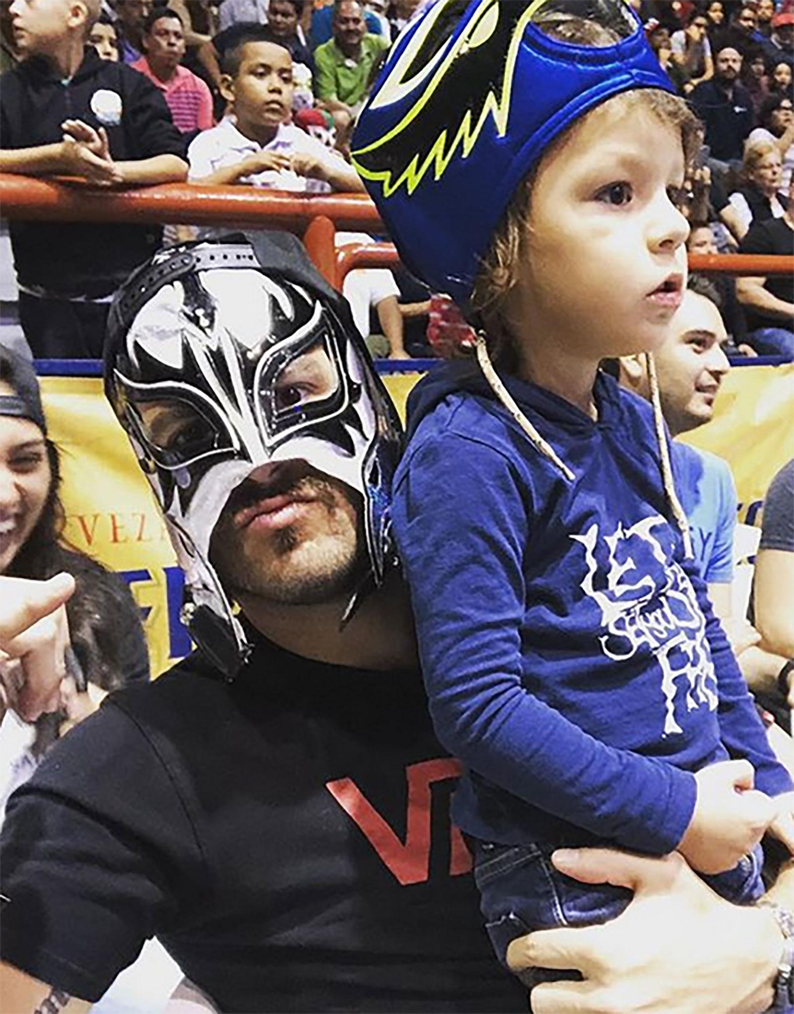 Pablo Lyle, familia