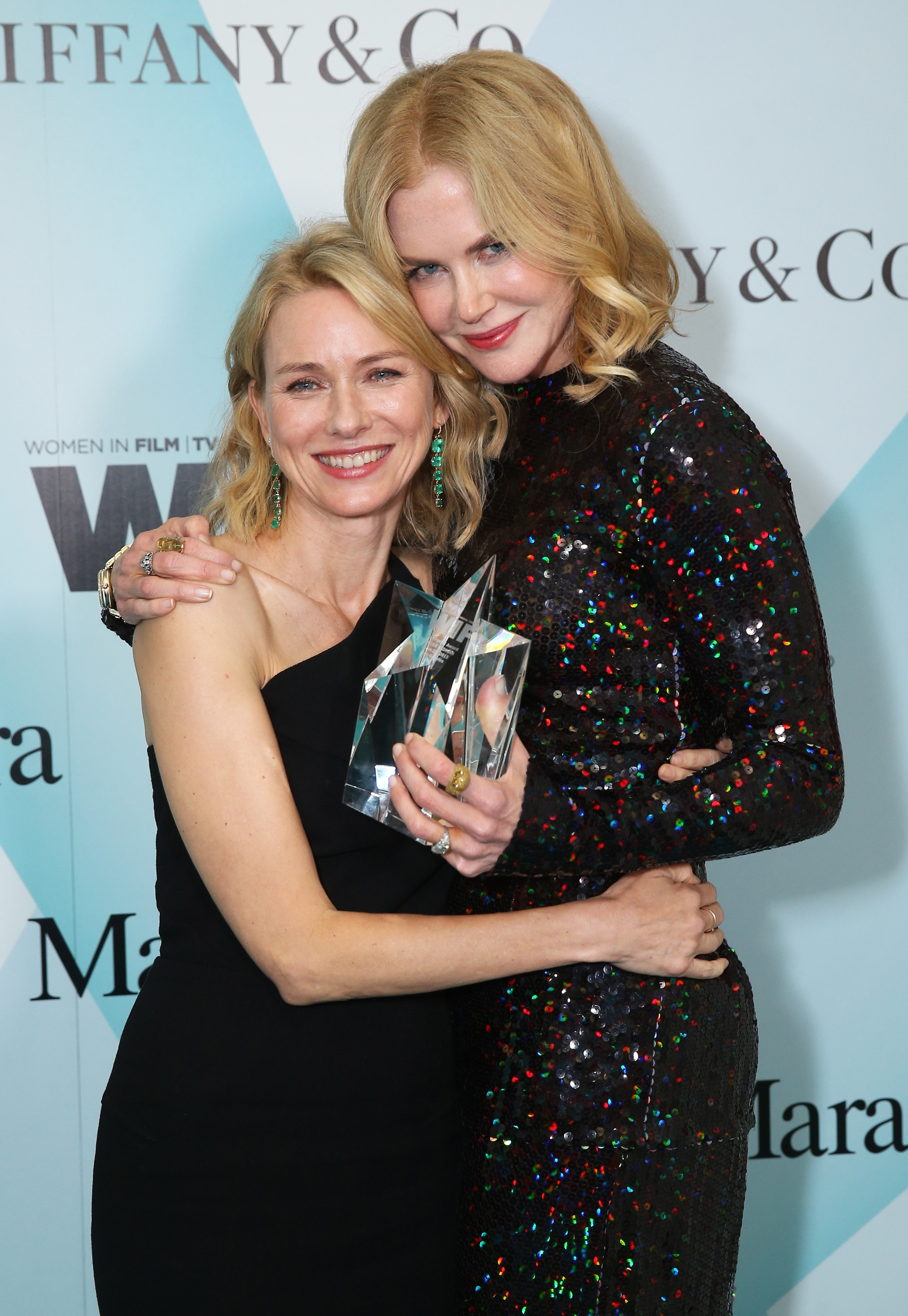 Women In Film 2015 Crystal + Lucy Awards Presented By Max Mara, BMW Of North America And Tiffany & Co - Backstage And Audience