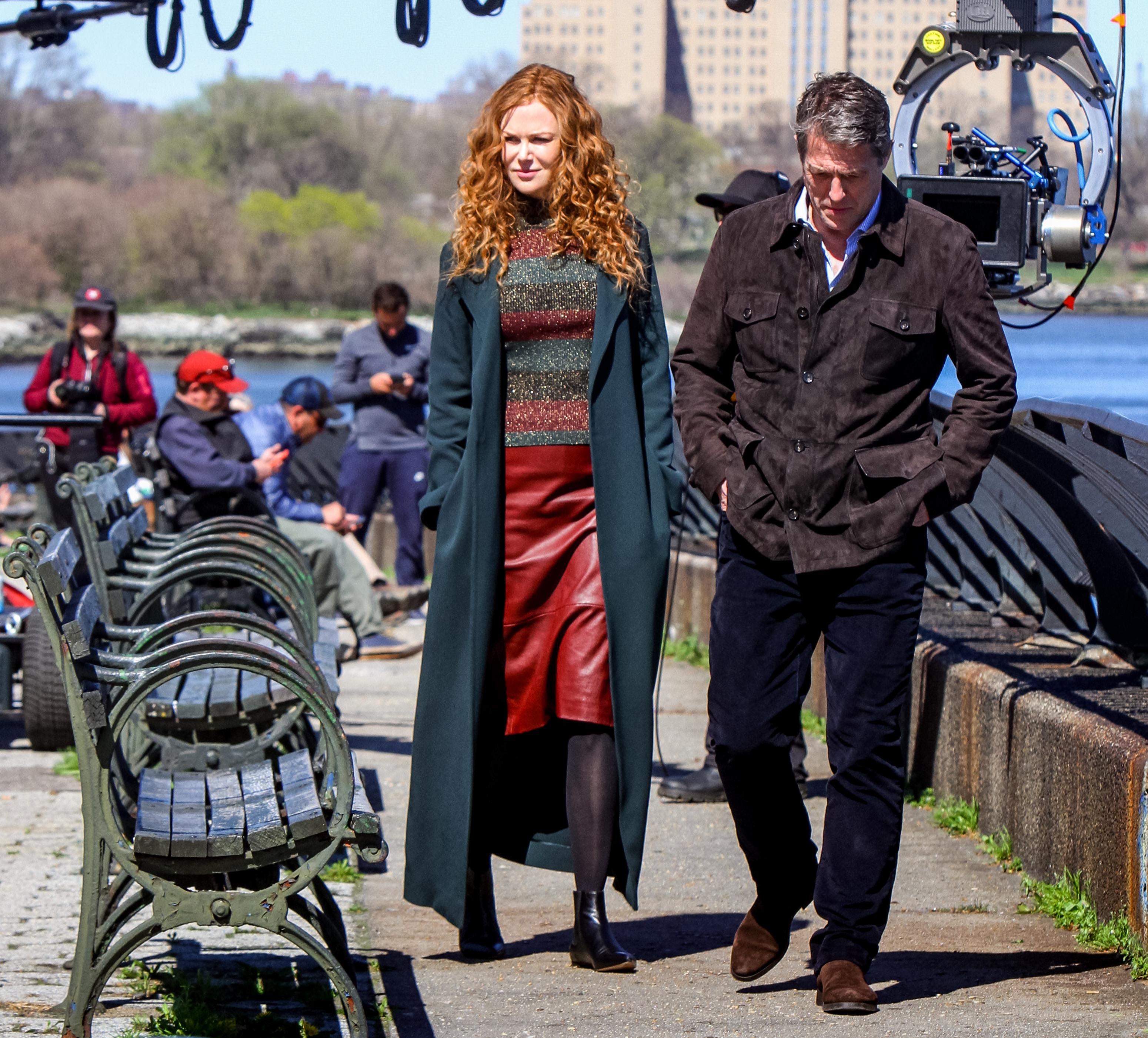 Hugh Grant, Nicole Kidman