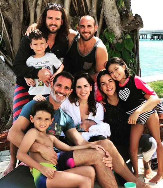 pablo lyle y familia4