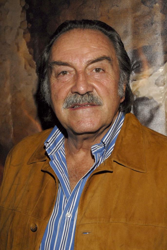 Pedro Armendáriz Jr., famosos que fallecieron en el 2012