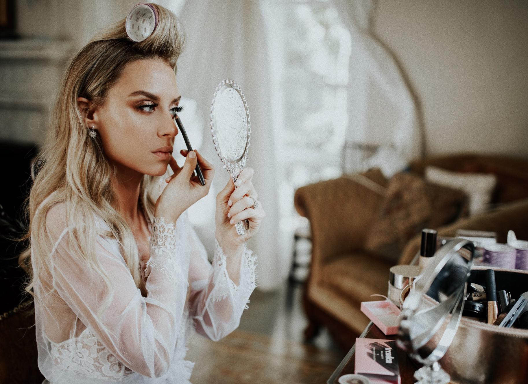 maquillaje, boda, novias