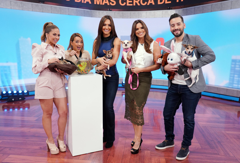 Stephanie Himonidis, Adamari López, Rashel Díaz