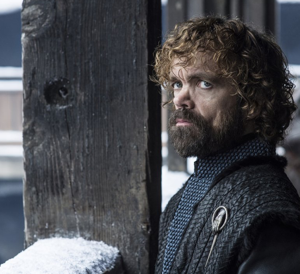 Peter Dinklage as Tyrion Lannister Helen Sloan—HBO