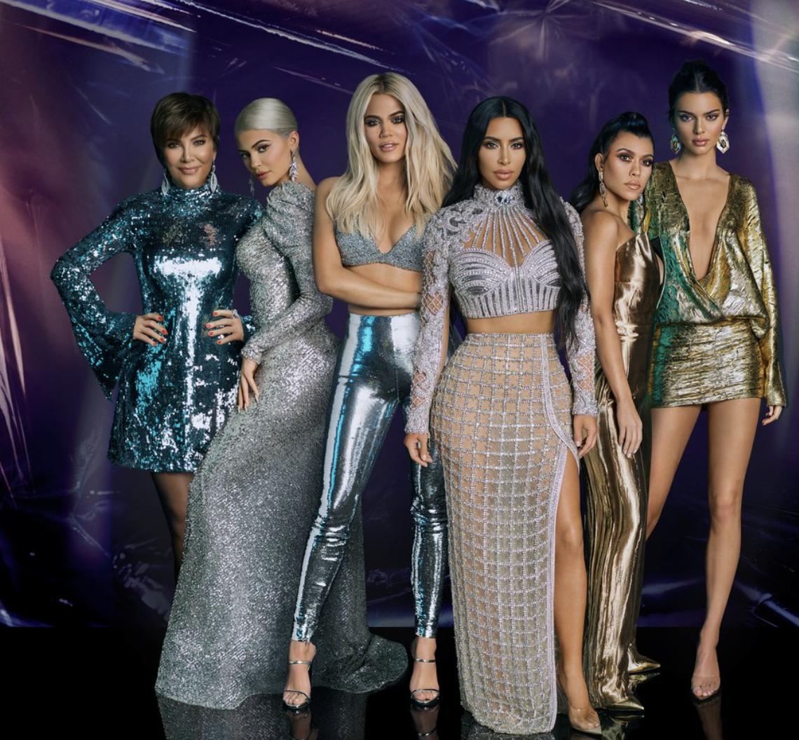 Kris Jenner, Kylie Jenner, Khloé Kardashian, Kim Kardashian, Kourtney Kardashian and Kendall JennerMiller Mobley/E! Entertainment