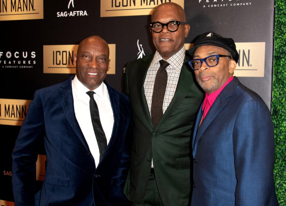 John Singleton, Samuel L. Jackson and Spike LeeEarl Gibson III/Getty Images