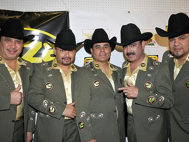 Los Tucanes de Tijuana, Premios Billboards a la Música Mexicana 2012