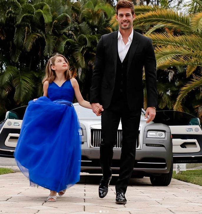 Wlliam Levy e hija Kailey