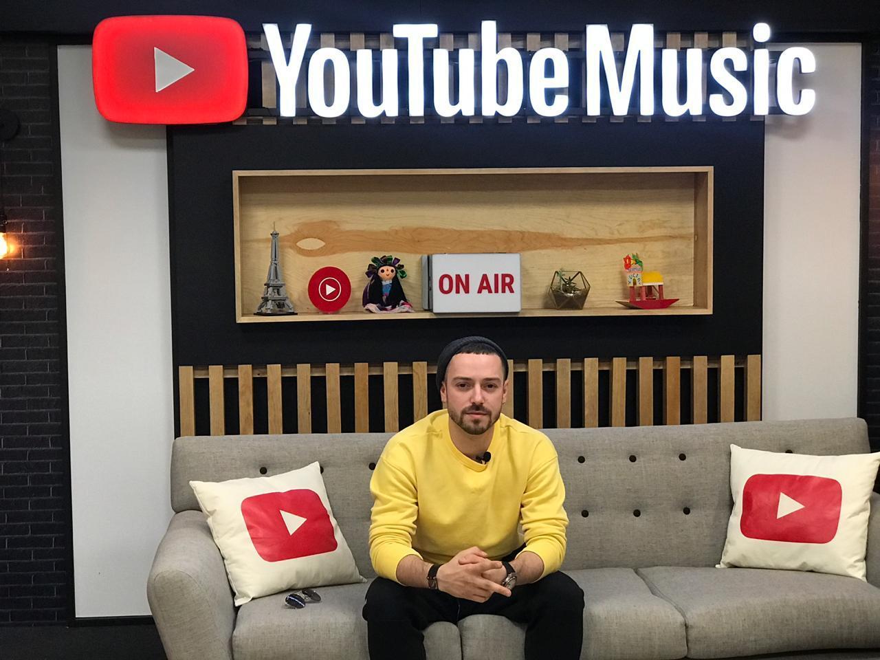 PeeWee en YouTube