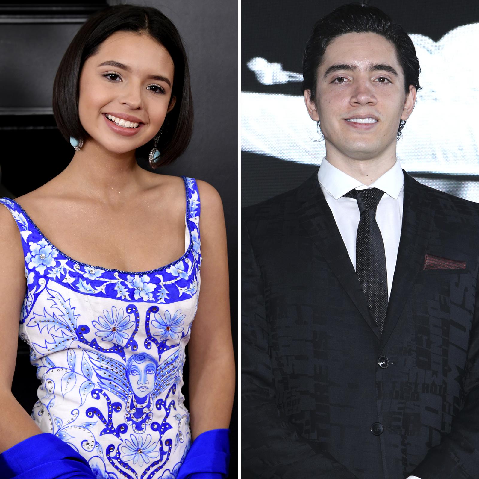 Angela Aguilar y Alex Fernández