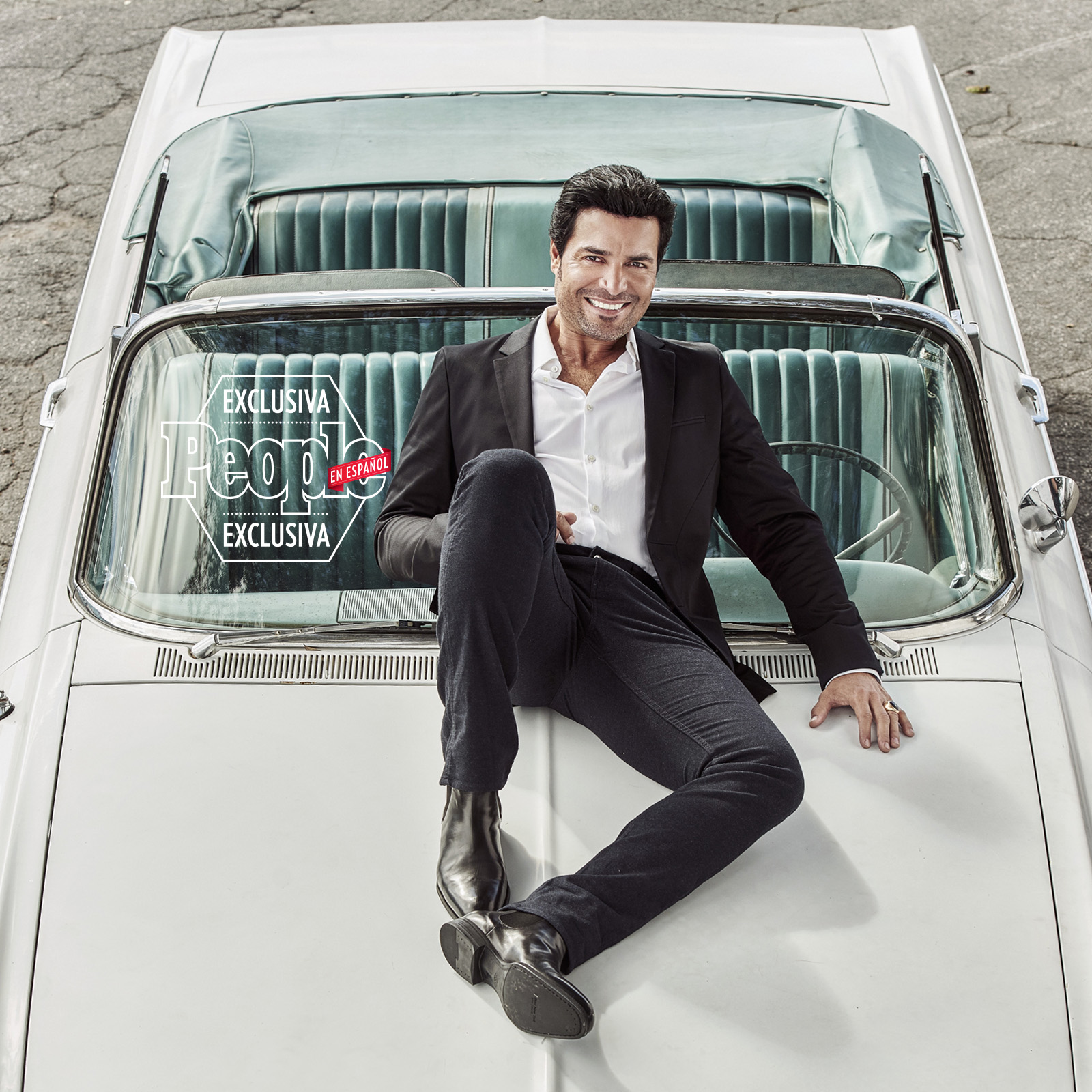 Chayanne - March 2017 Cover of People En Epanol