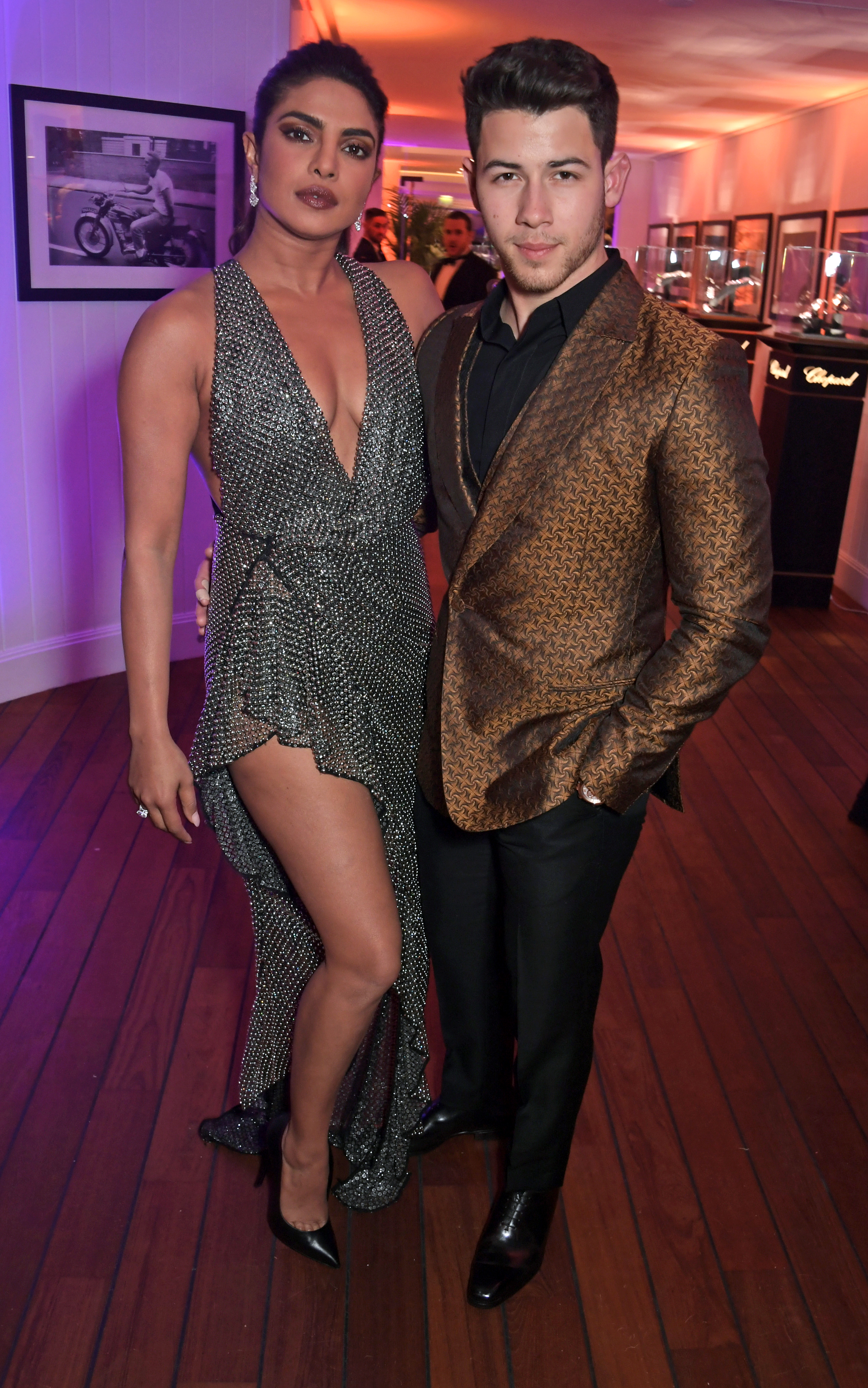 Vanity Fair And Chopard Party