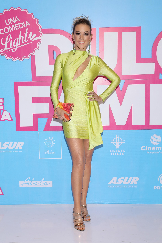 Fernanda Castillo, looks