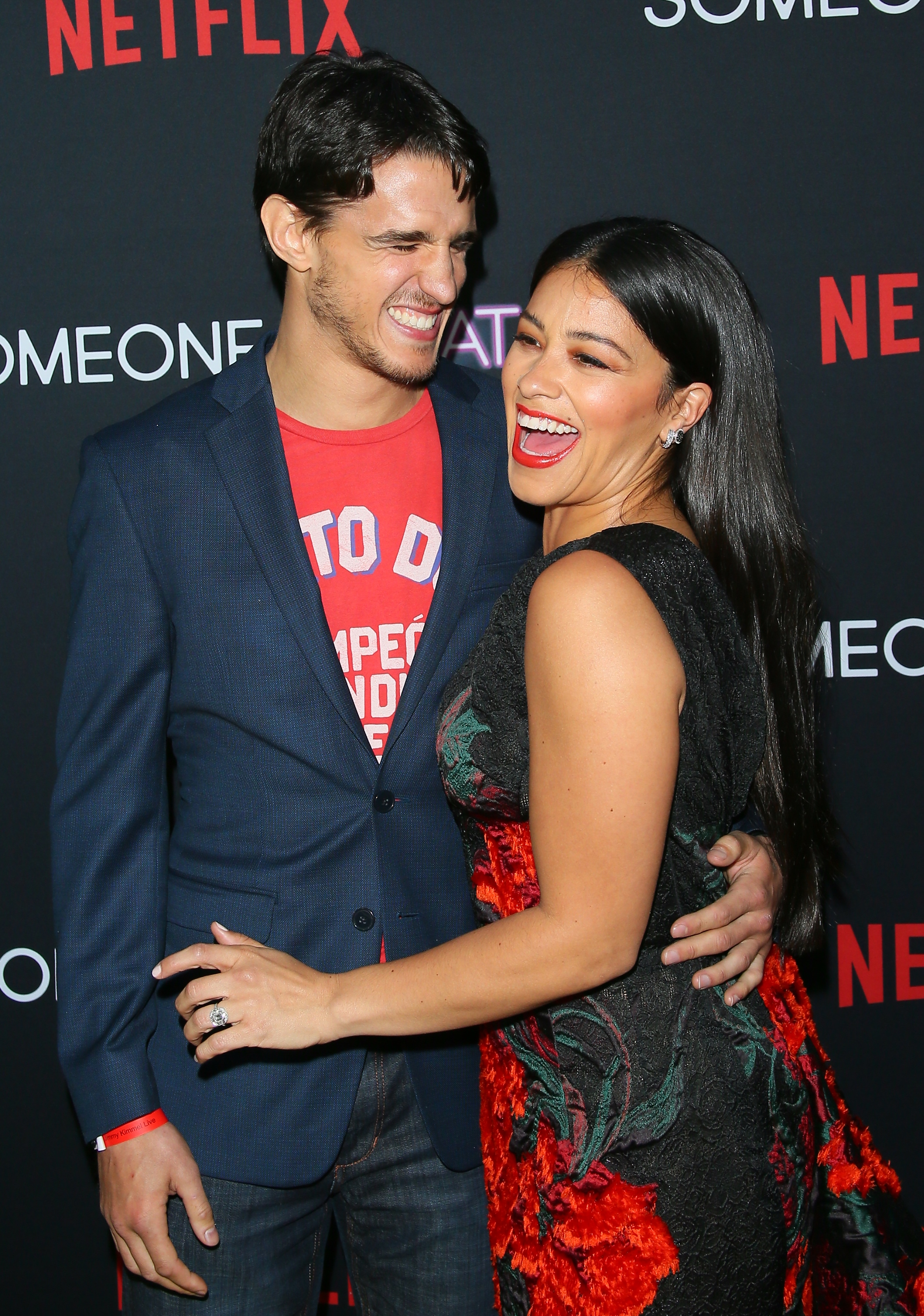 "Los Angeles Special Screening Of Netflix's ""Someone Great"" - Arrivals"