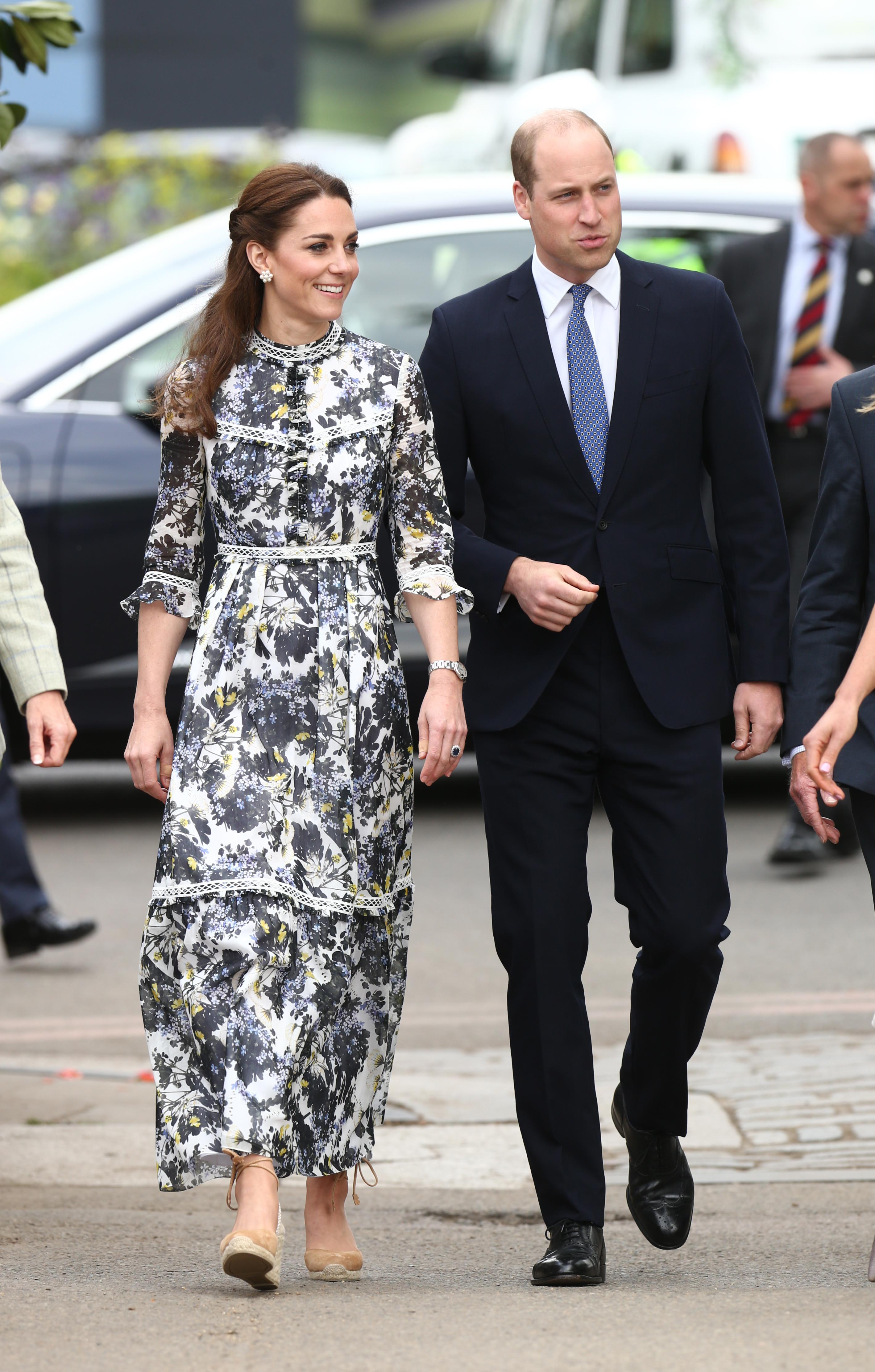 Kate Middleton, estilo, vestido