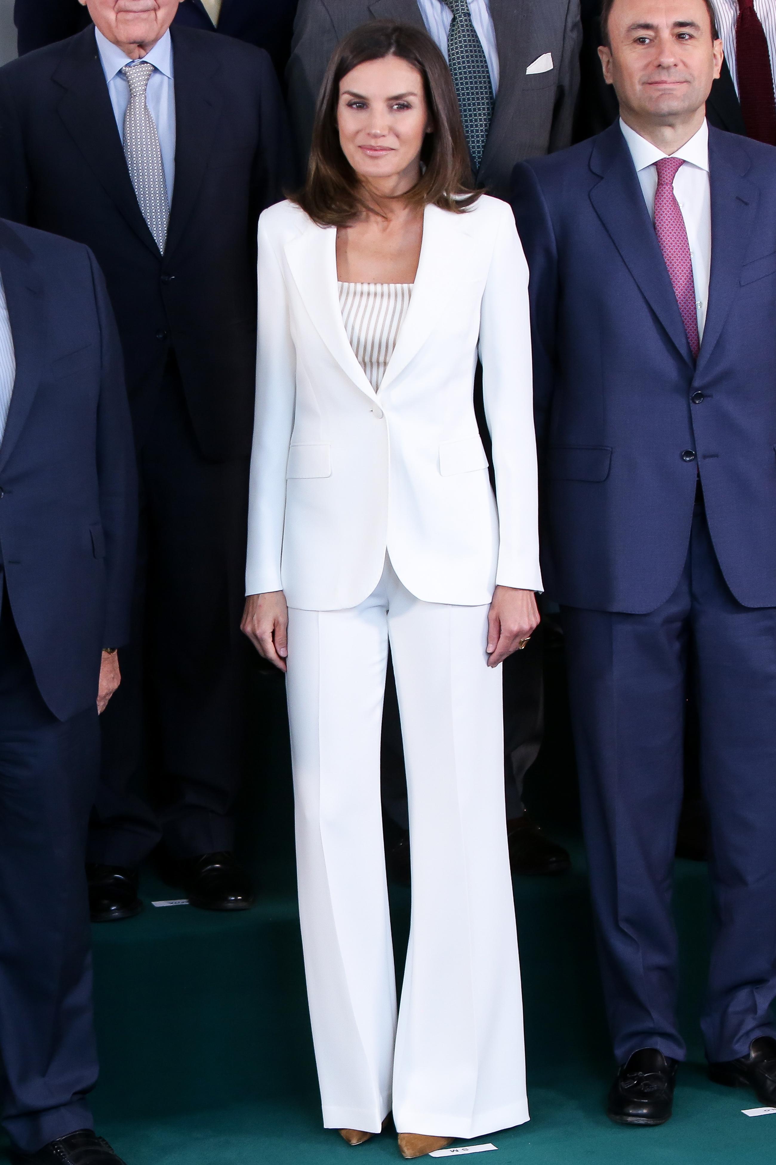reina Letizia, look, estilo, realeza