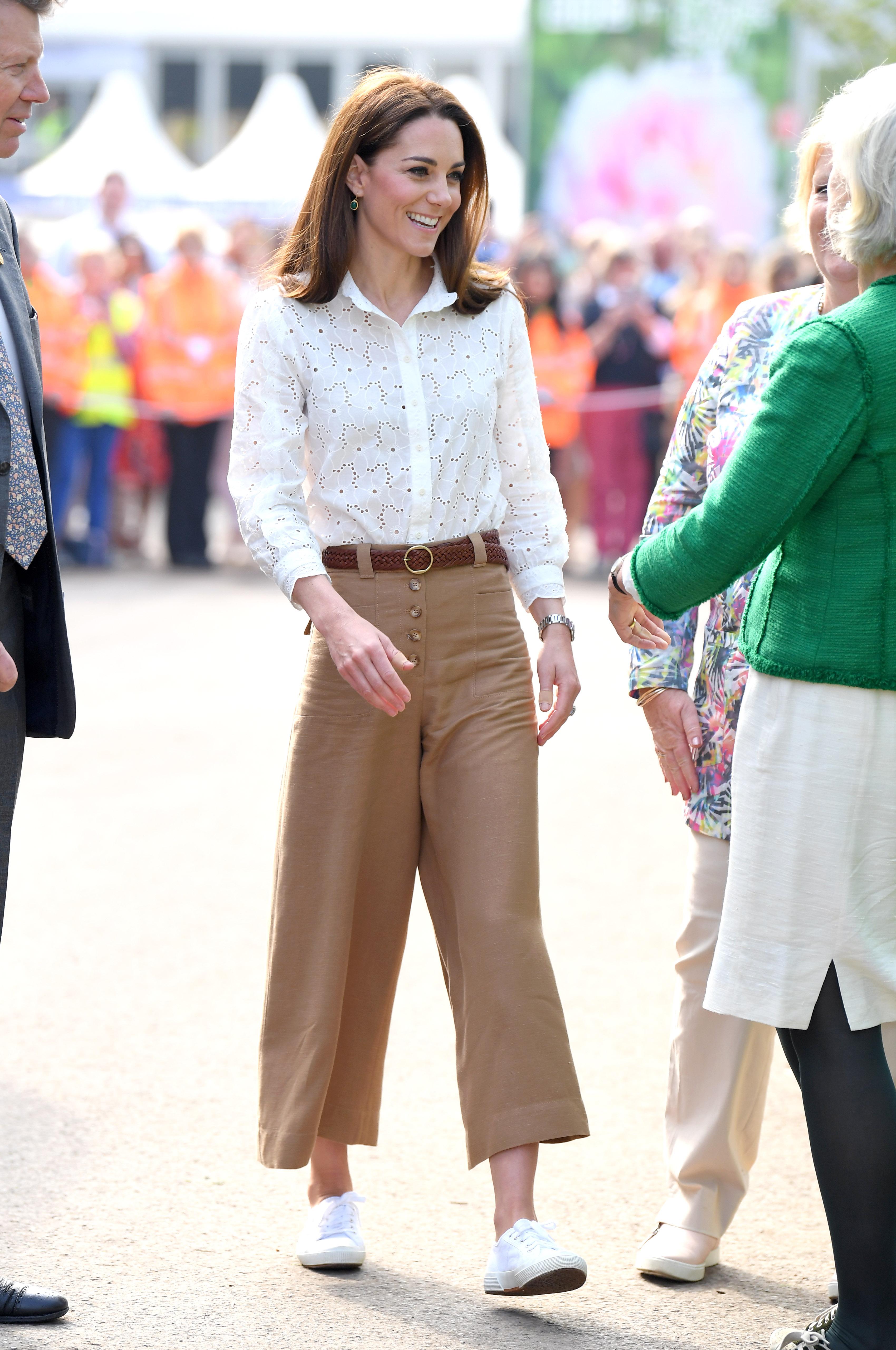 Kate Middleton, look, estilo