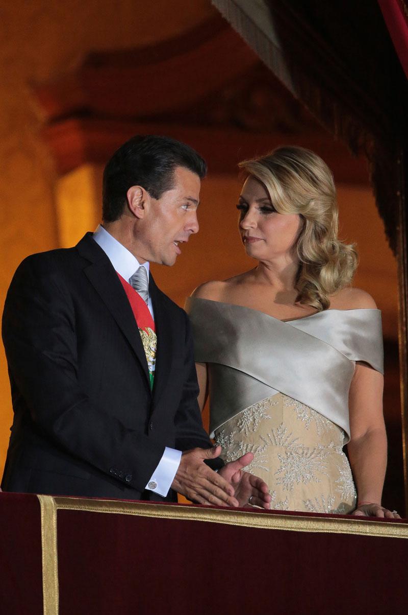 Parejas poderosas, Angélica Rivera & Enrique Peña Nieto