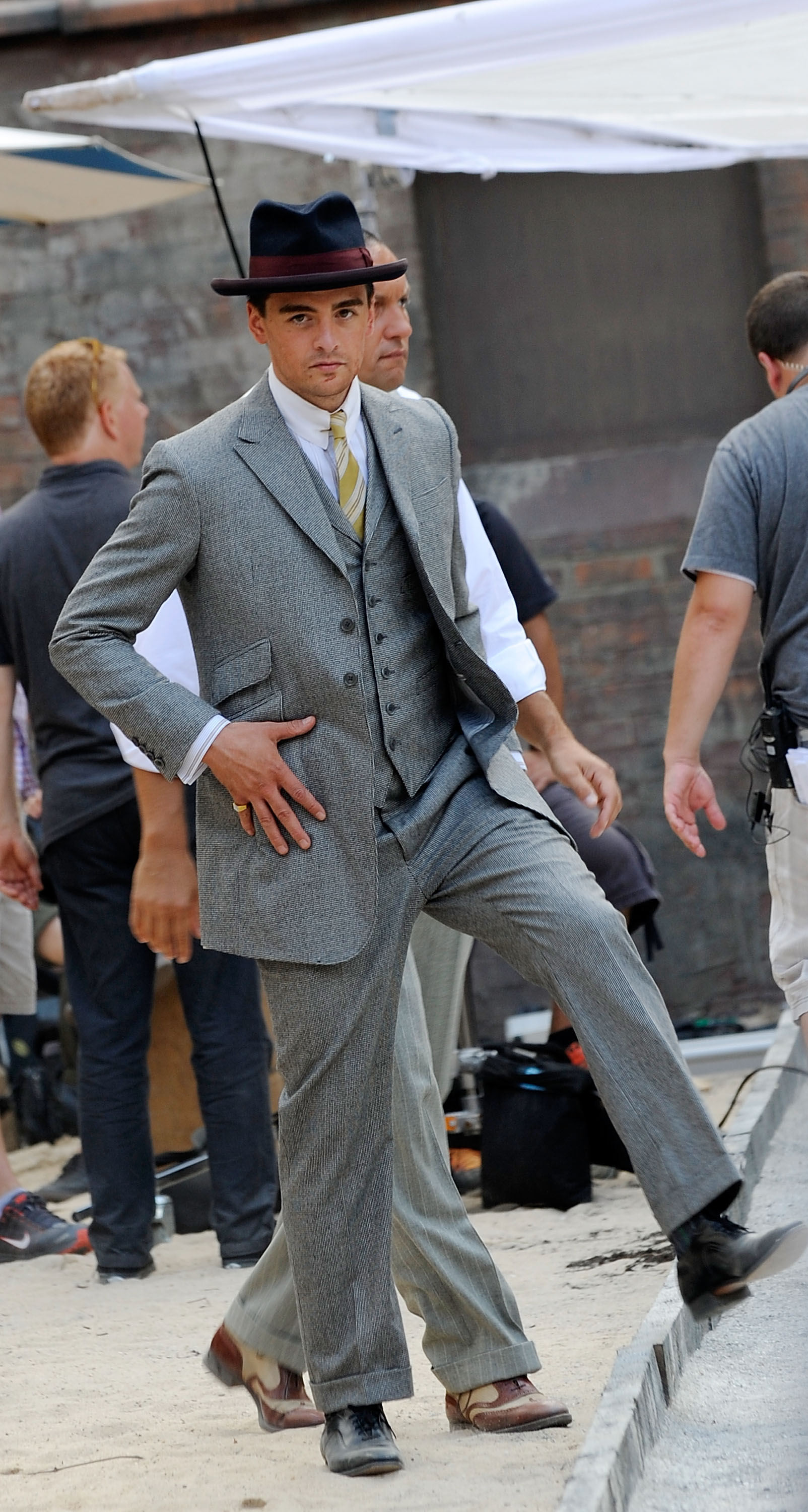 "On Location For ""Boardwalk Empire"""