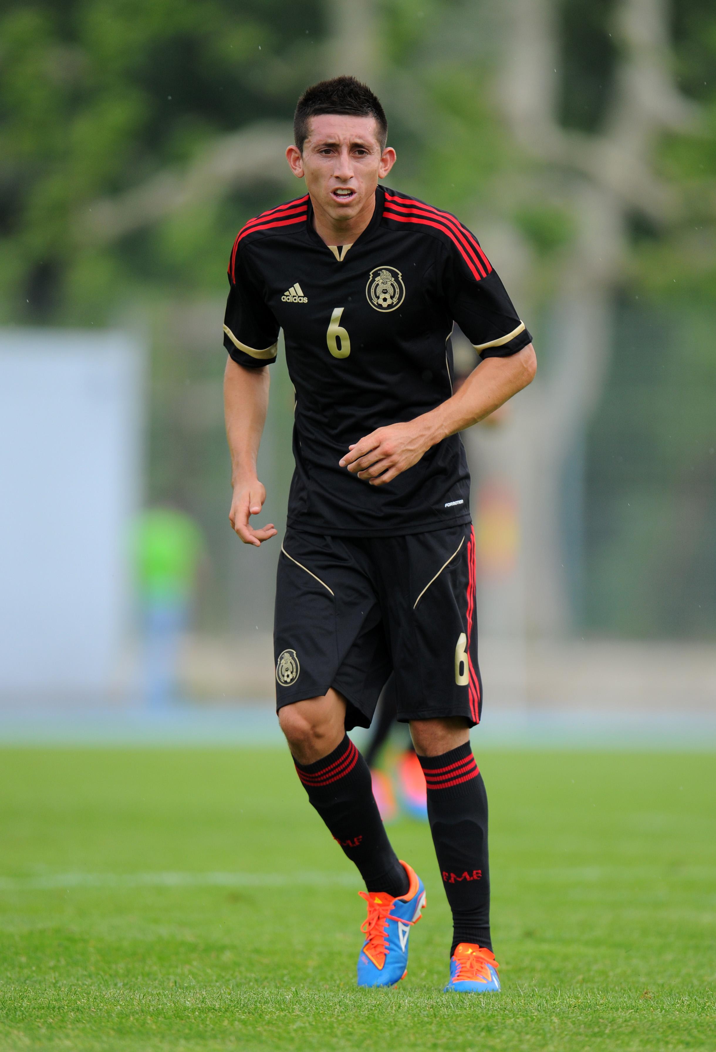 Soccer - 2012 Toulon Tournament - Group B - Mexico v Morocco