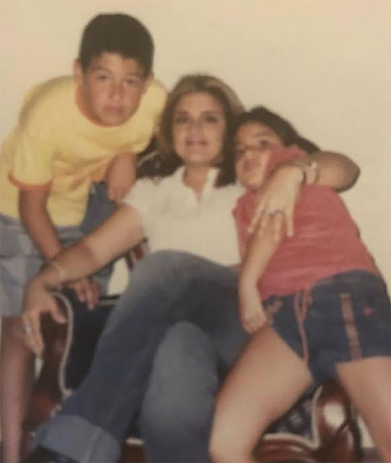 Familia de James Rodríguez