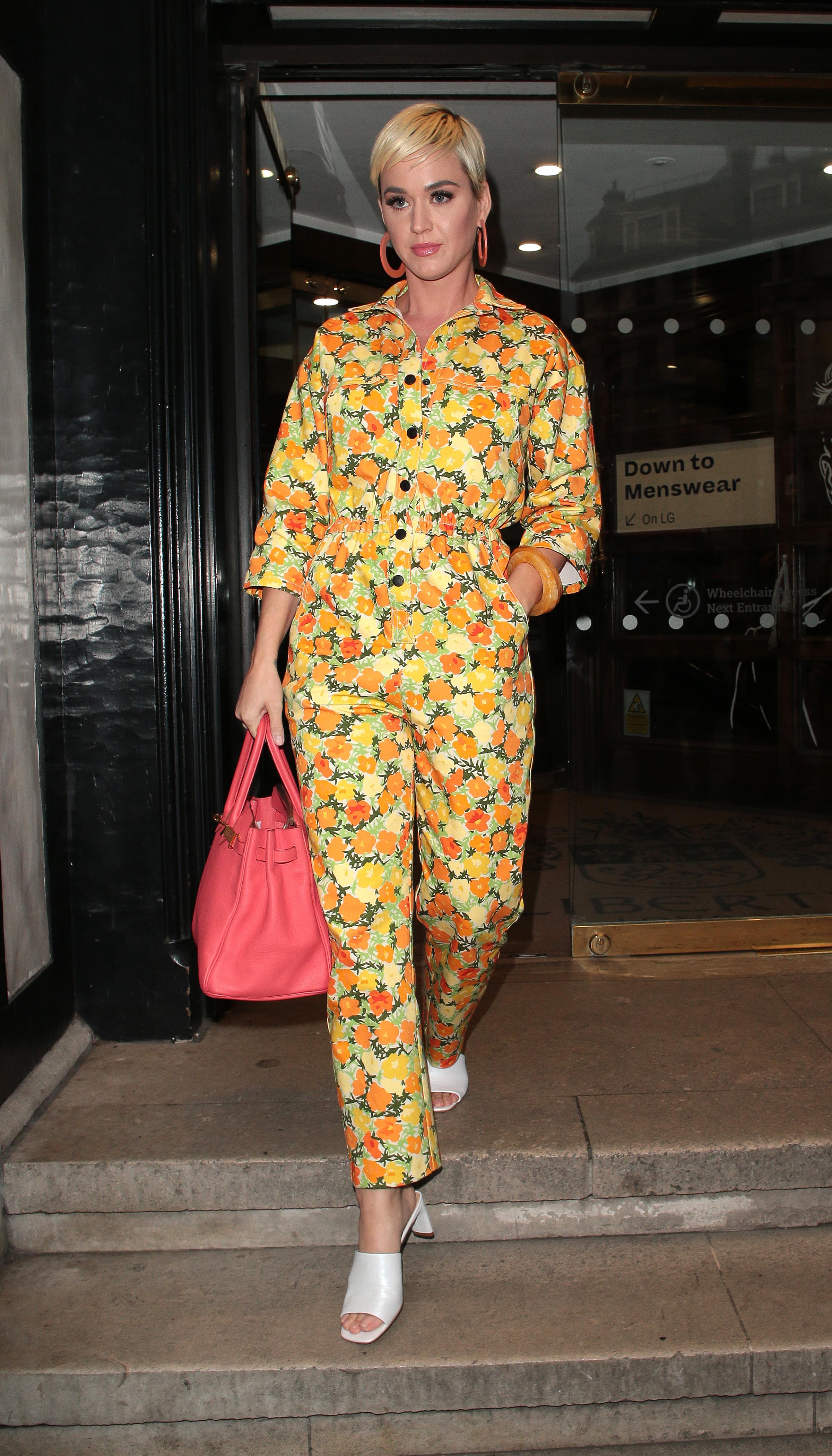 Katy Perry, looks