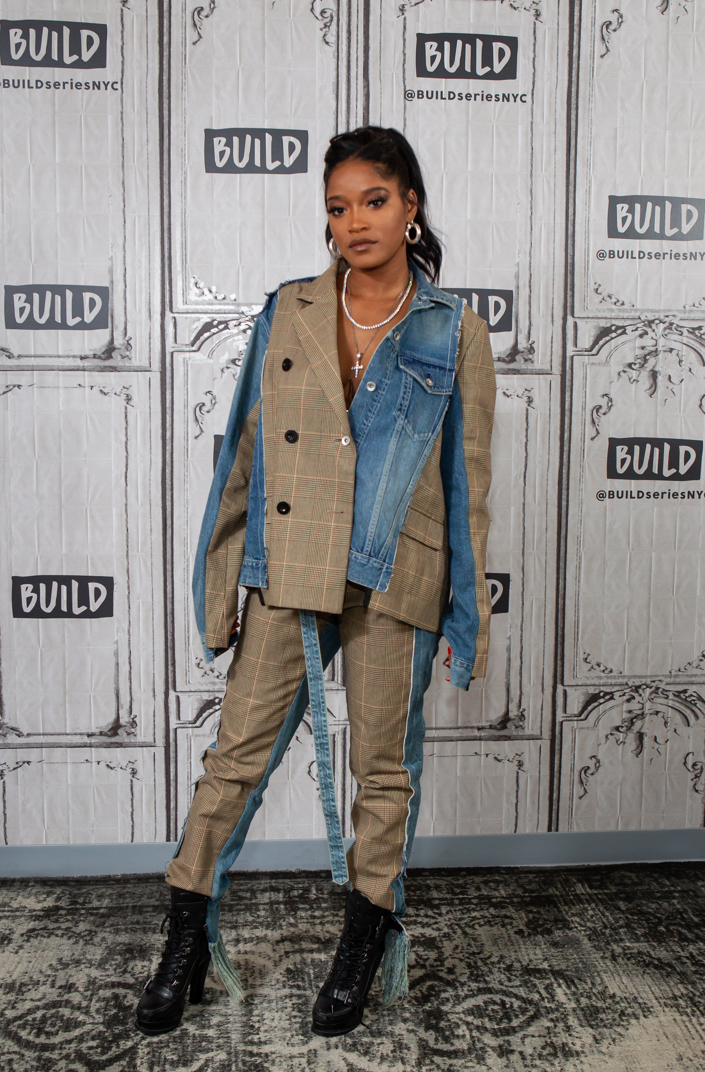 Celebrities Visit Build - February 7, 2019