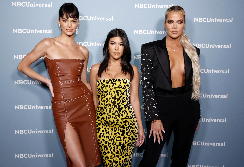Kendall Jenner, Kourtney Kardashian, Khloe Kardashian