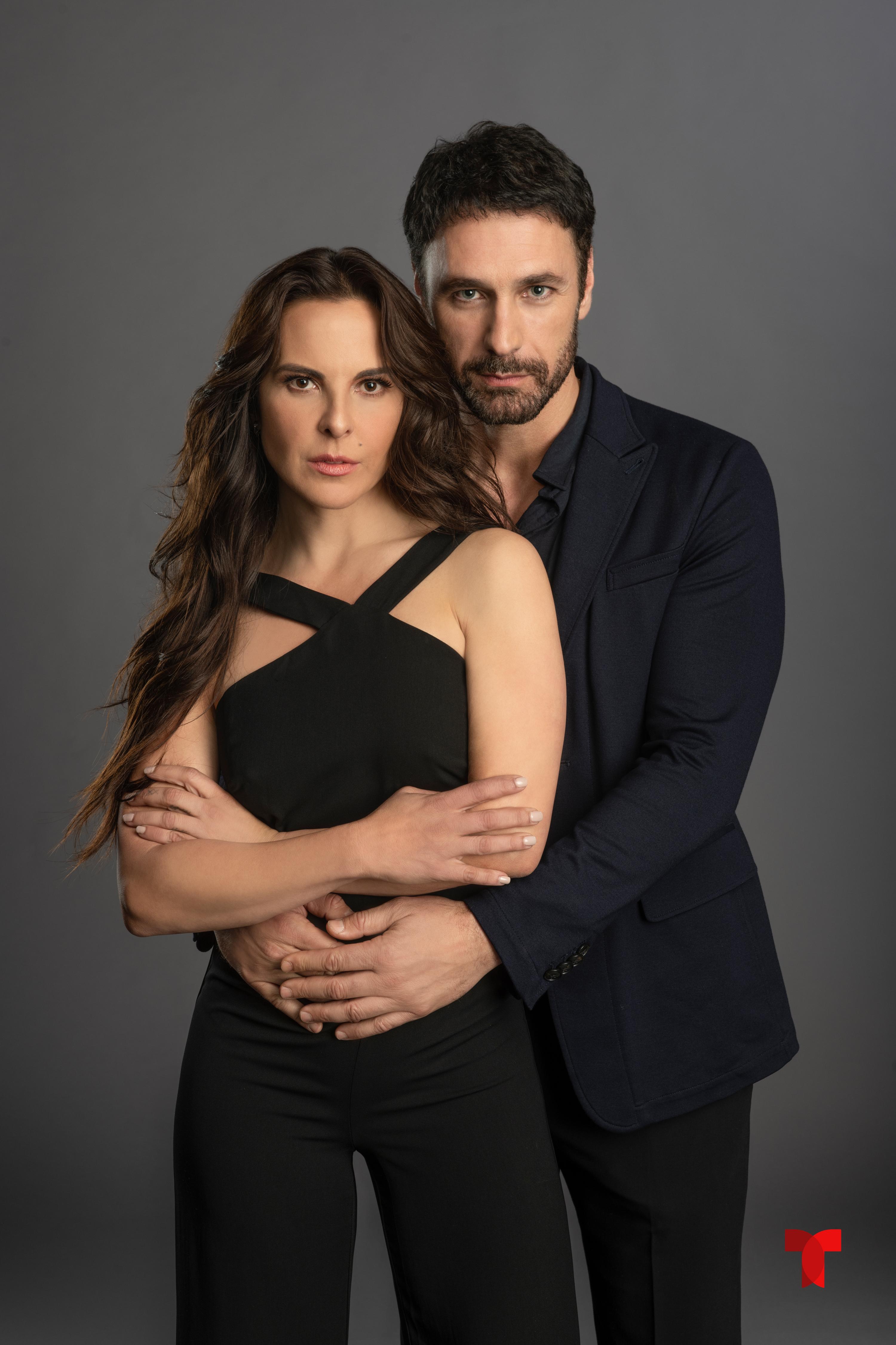 LRDS2_Kate del Castillo como Teresa Mendoza y Raoul Bova como Francesco Belmondo_002 copia