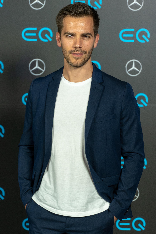 EQC Mercedes-Benz Presentation In Barcelona