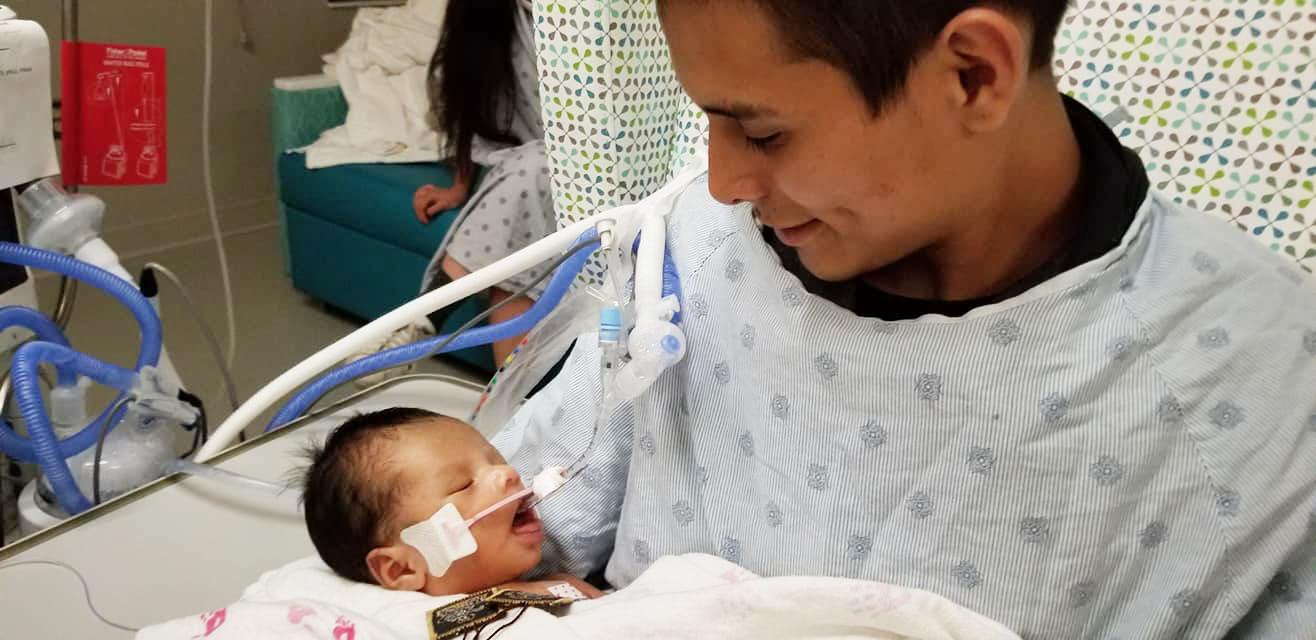 Marlen Ocho Lopez baby