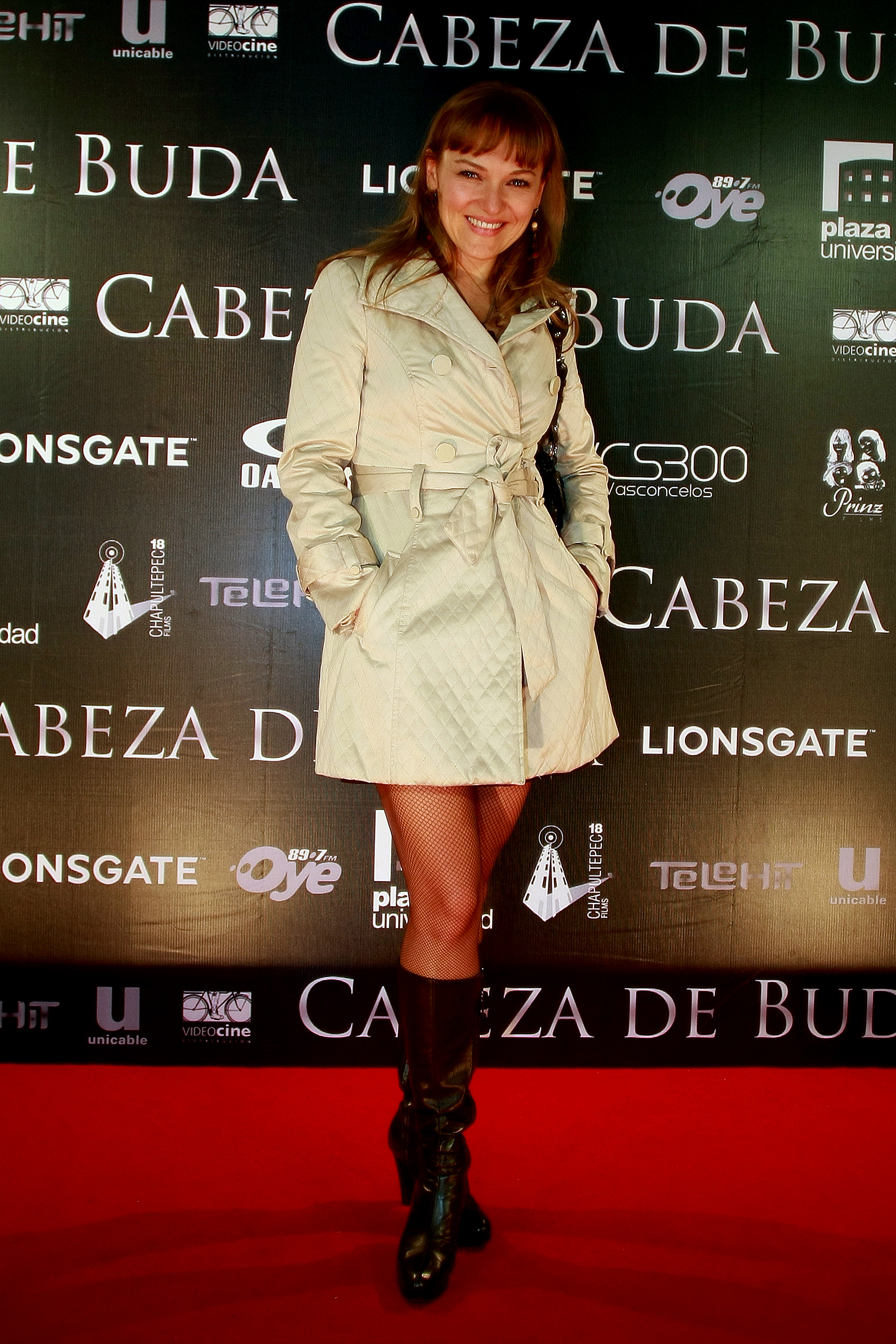 'Cabeza De Buda' Movie Premiere