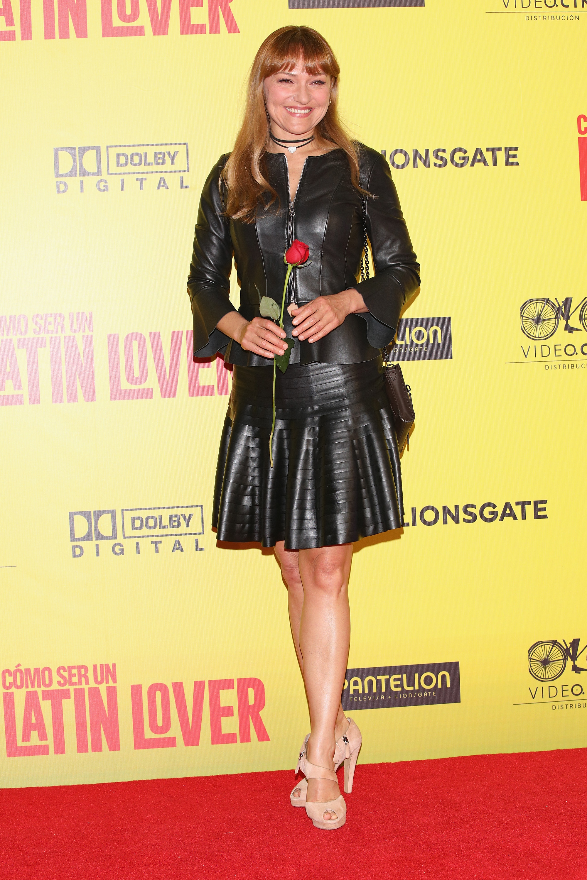 """""""How To Be A Latin Lover"""" Mexico City Premiere - Red Carpet"""