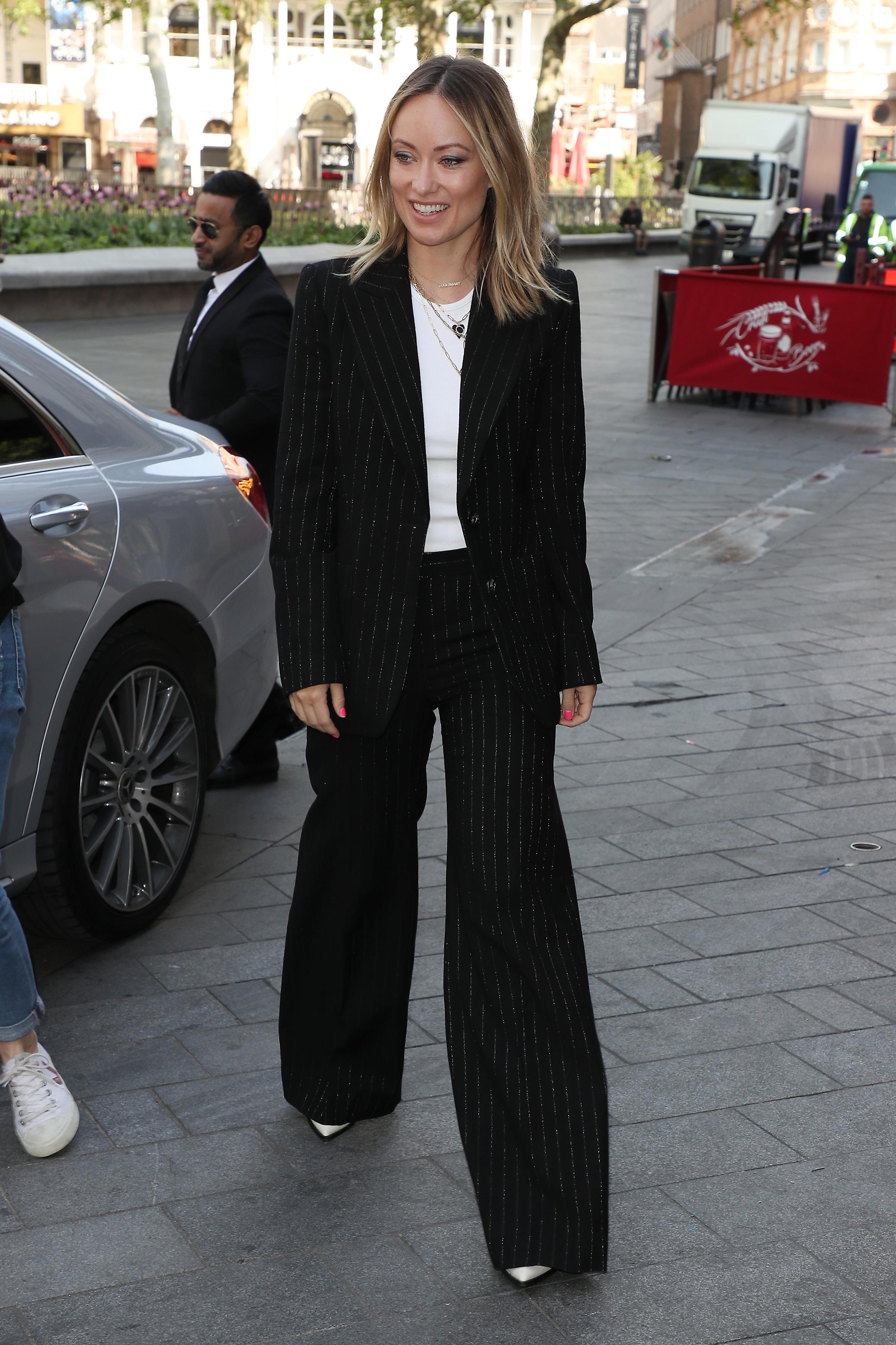 Olivia Wilde, looks