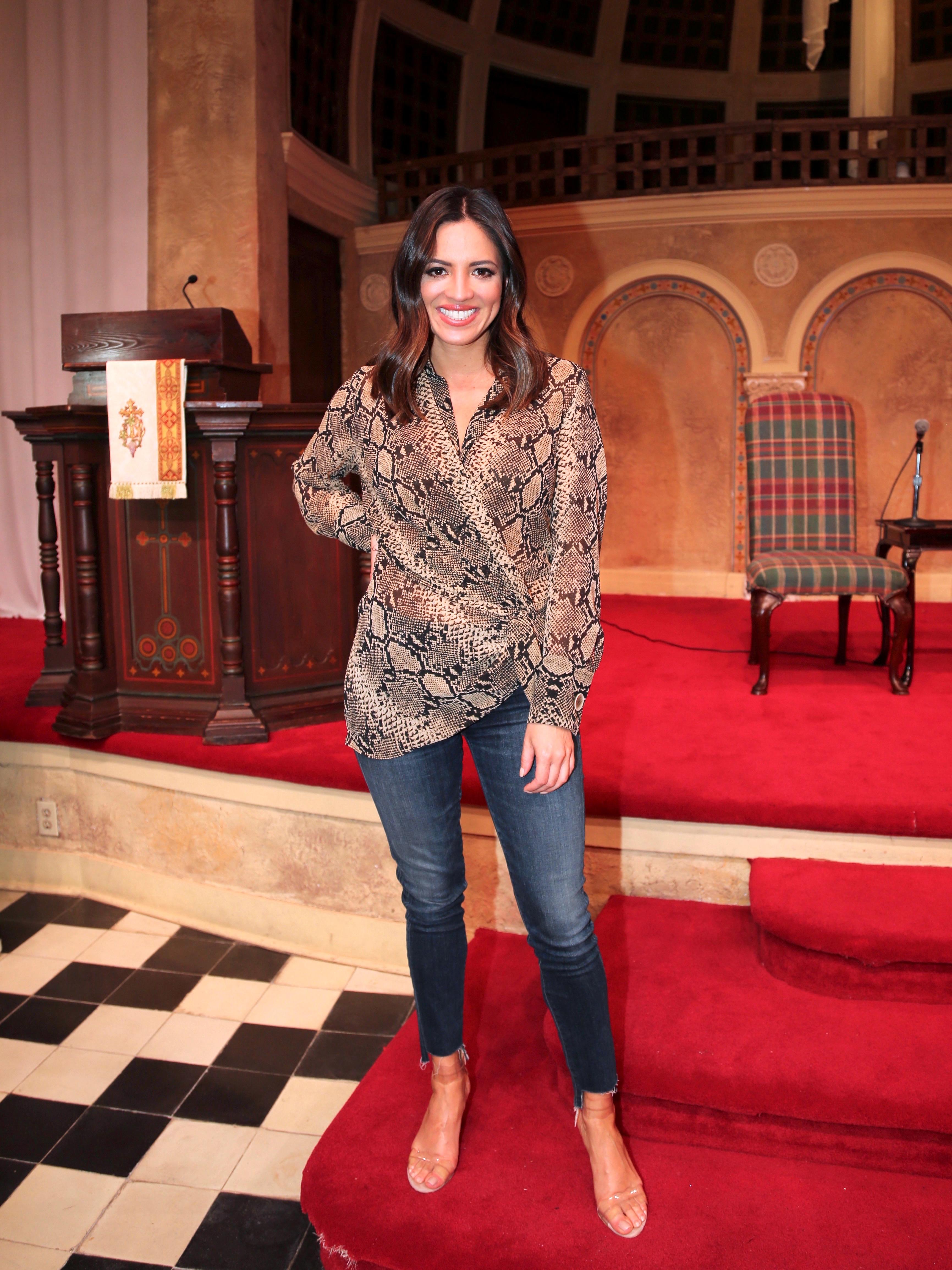 Pamela Silva, looks