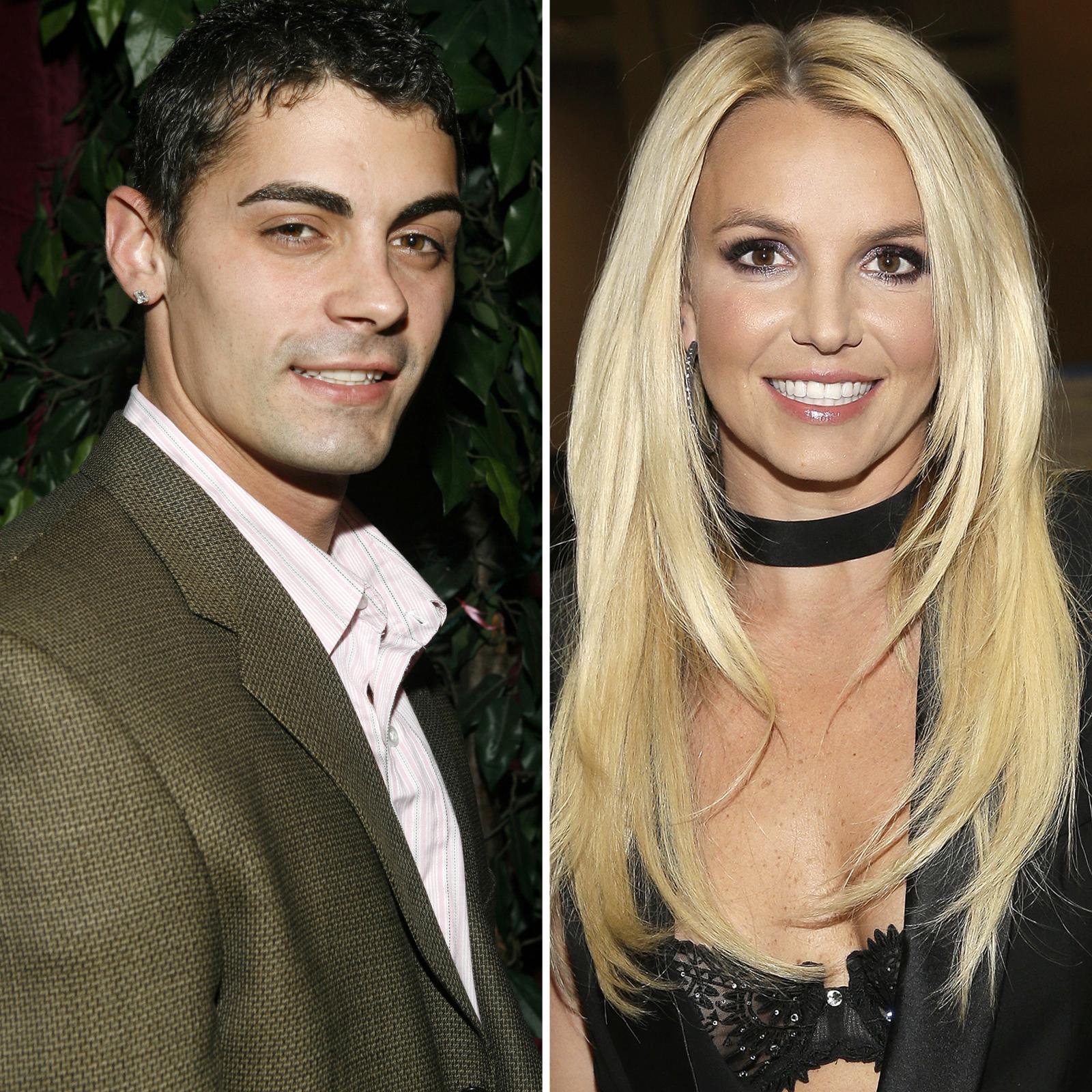Jason Allen Alexander Britney Spears