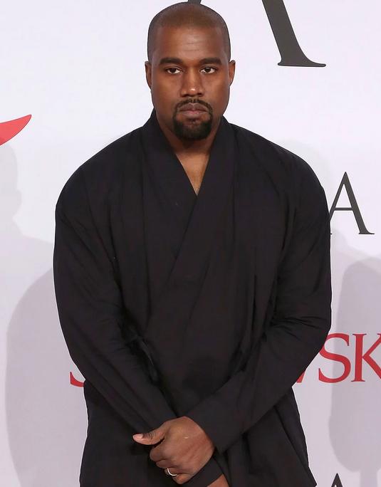 Kanye West Taylor Hill/FilmMagic