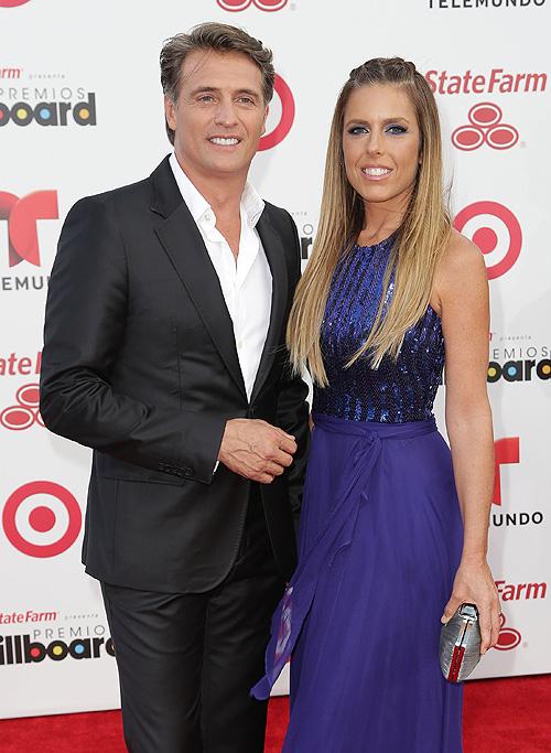 Juan Soler, Maki Soler, Premios Billboard de la Música Latina 2014