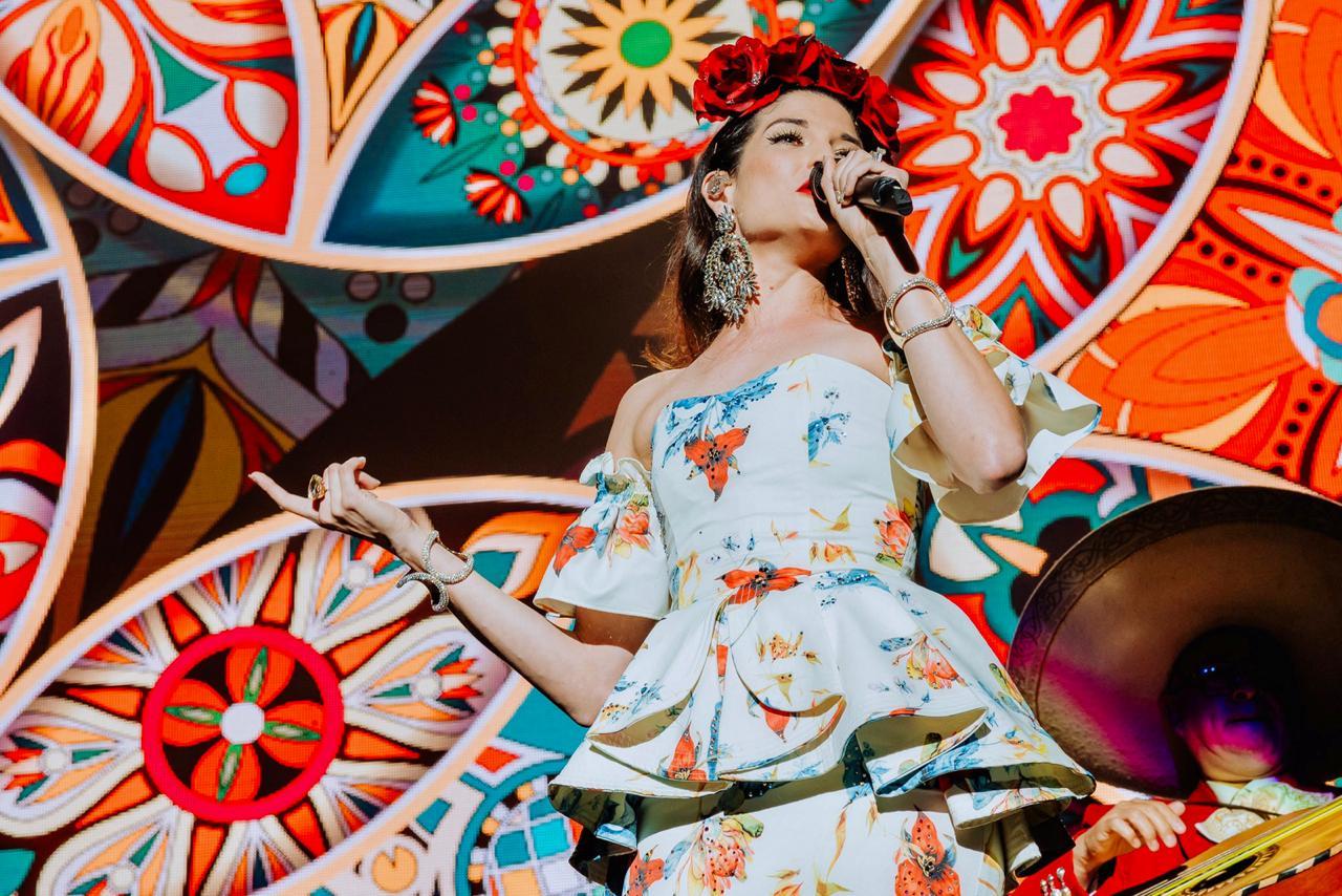 Natalia Jiménez, vestido, look, estilo