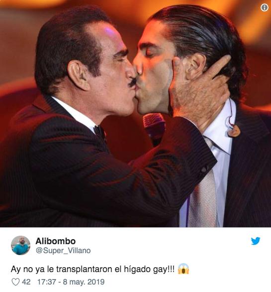 Vicente Fernandez memes4
