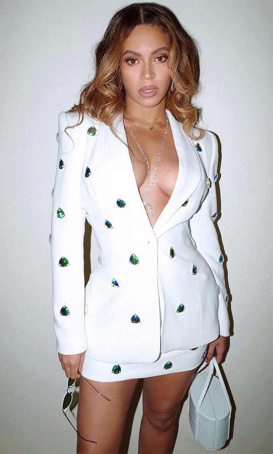 look del día, estilo, Beyoncé
