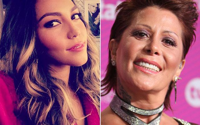 Frida Sofía, Alejandra Guzmán