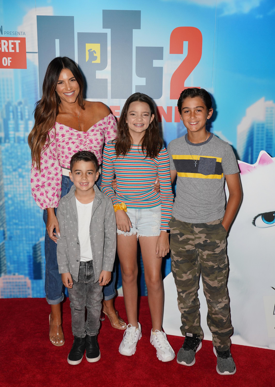 Gaby Espino hijos