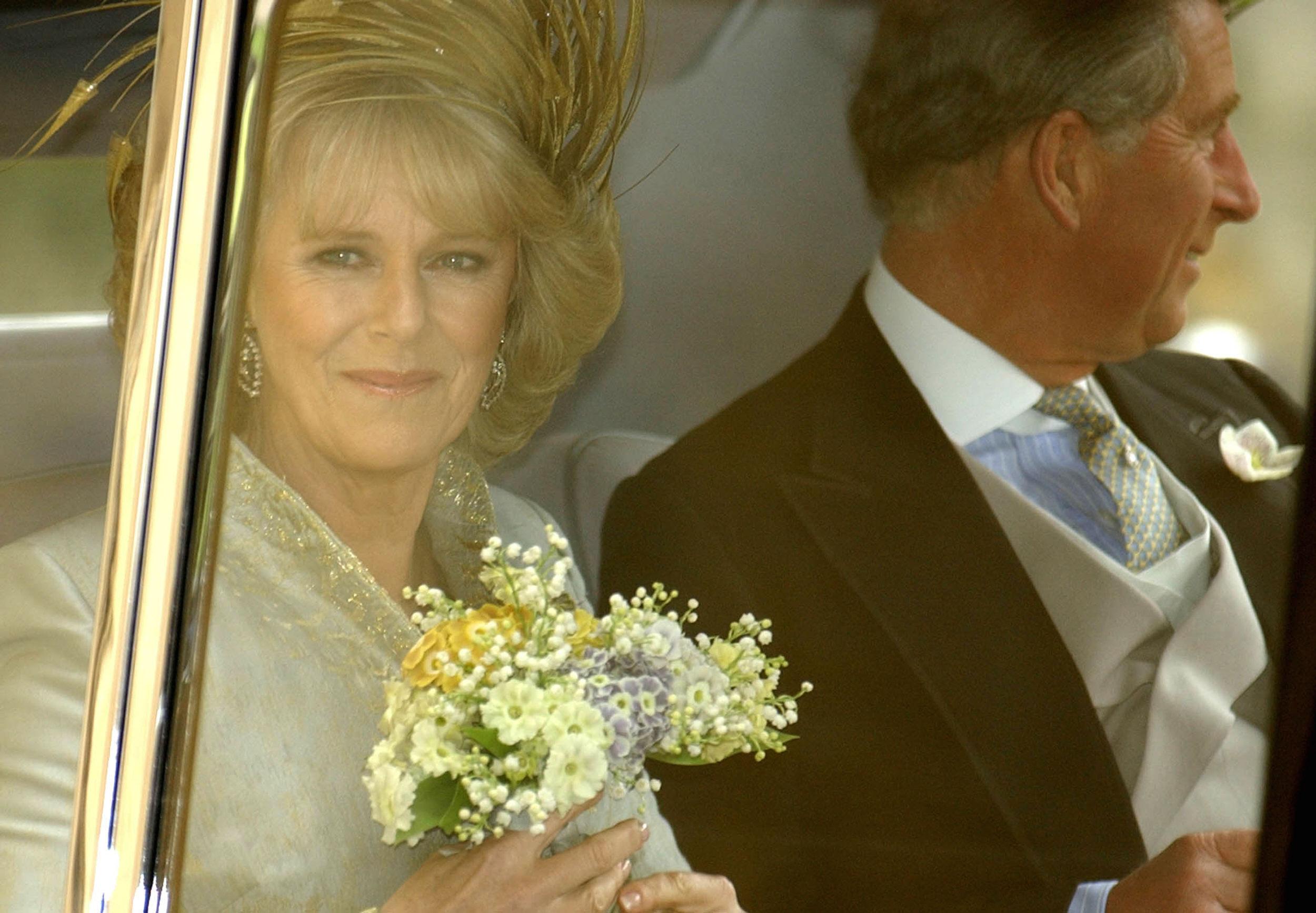 Príncipe Carlos, Camilla Parker