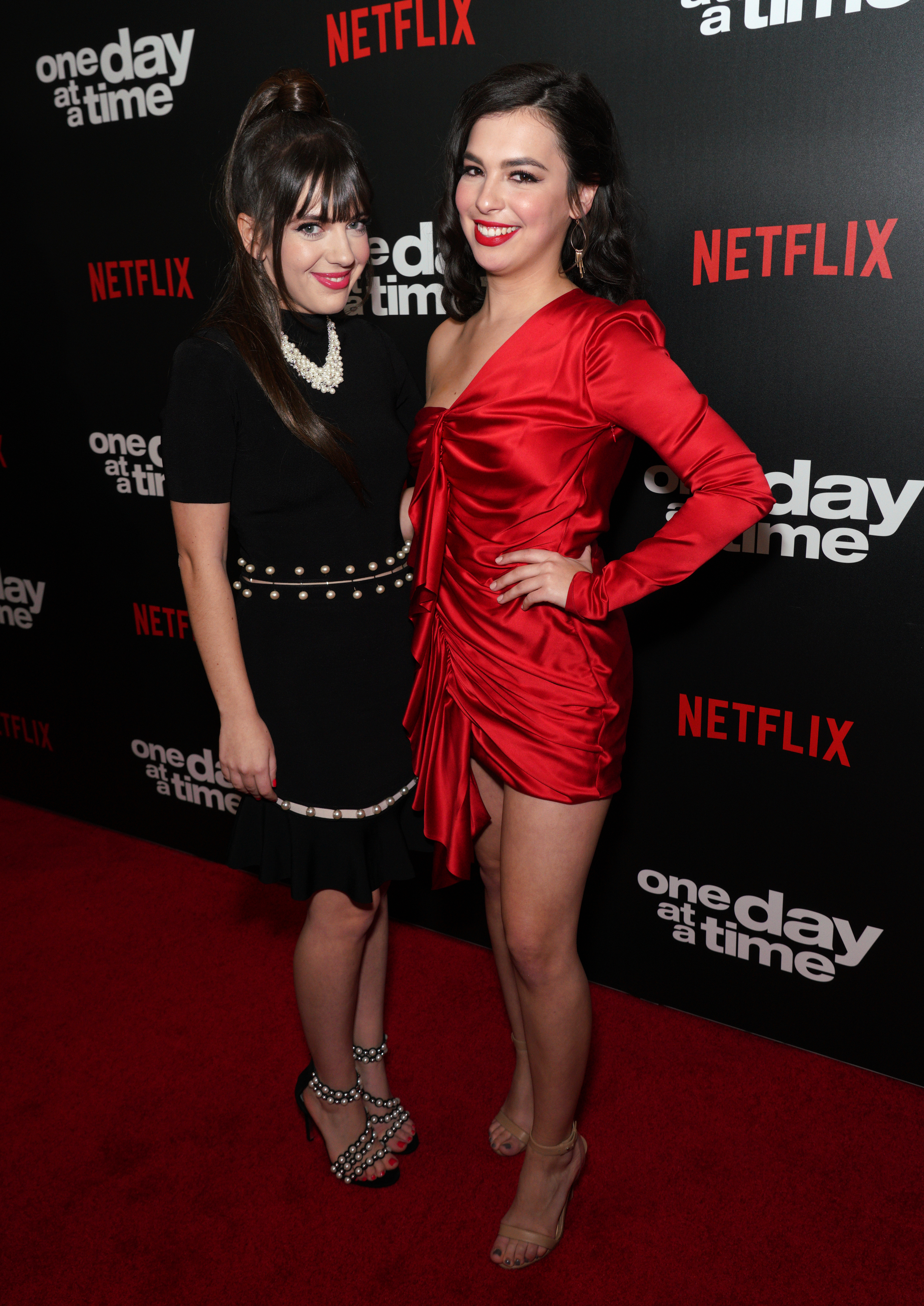 "Premiere Of Netflix's ""One Day At A Time"" Season 3 - Red Carpet"