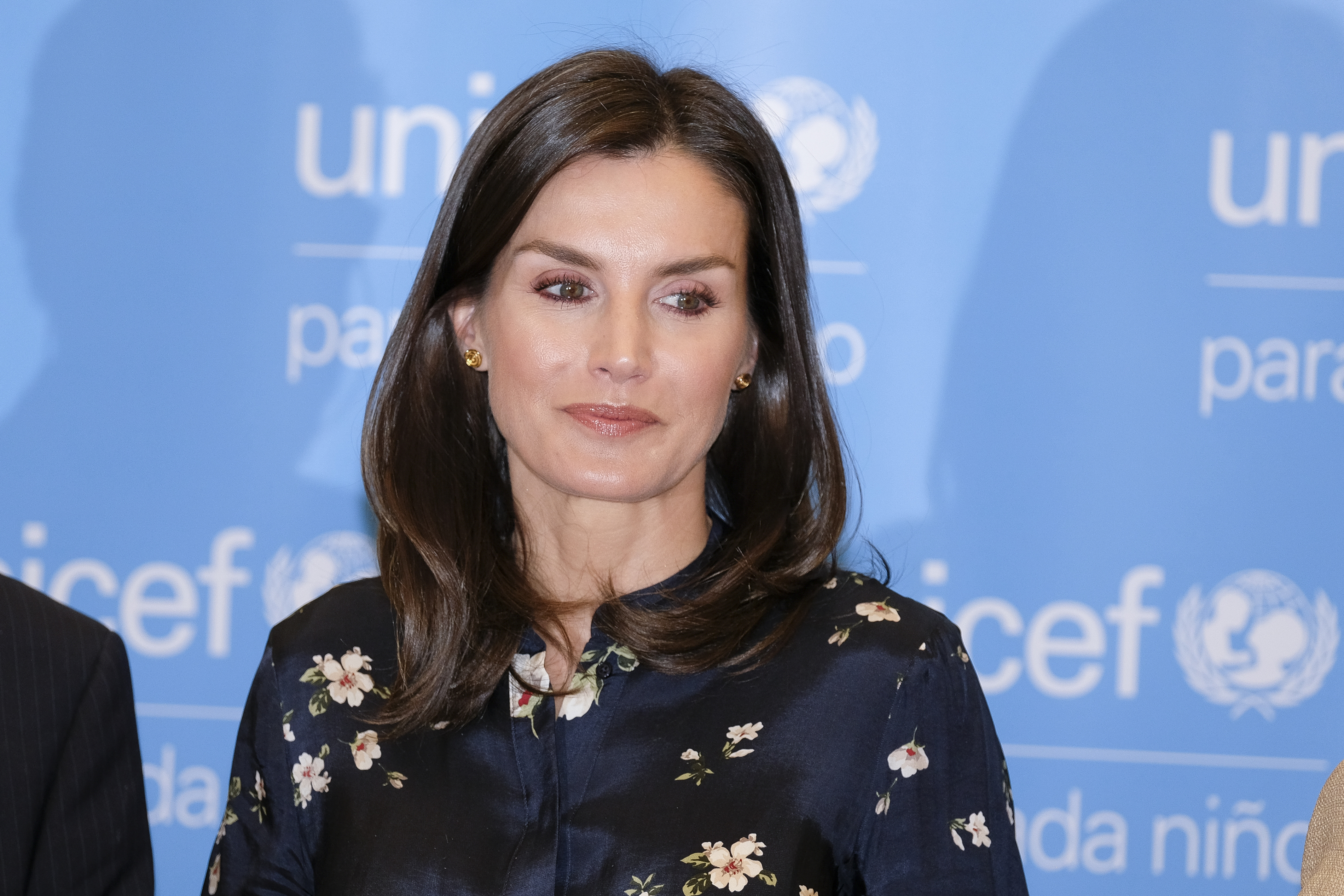 Queen Letizia Of Spain Attends UNICEF Spanish Committee Awards 2019