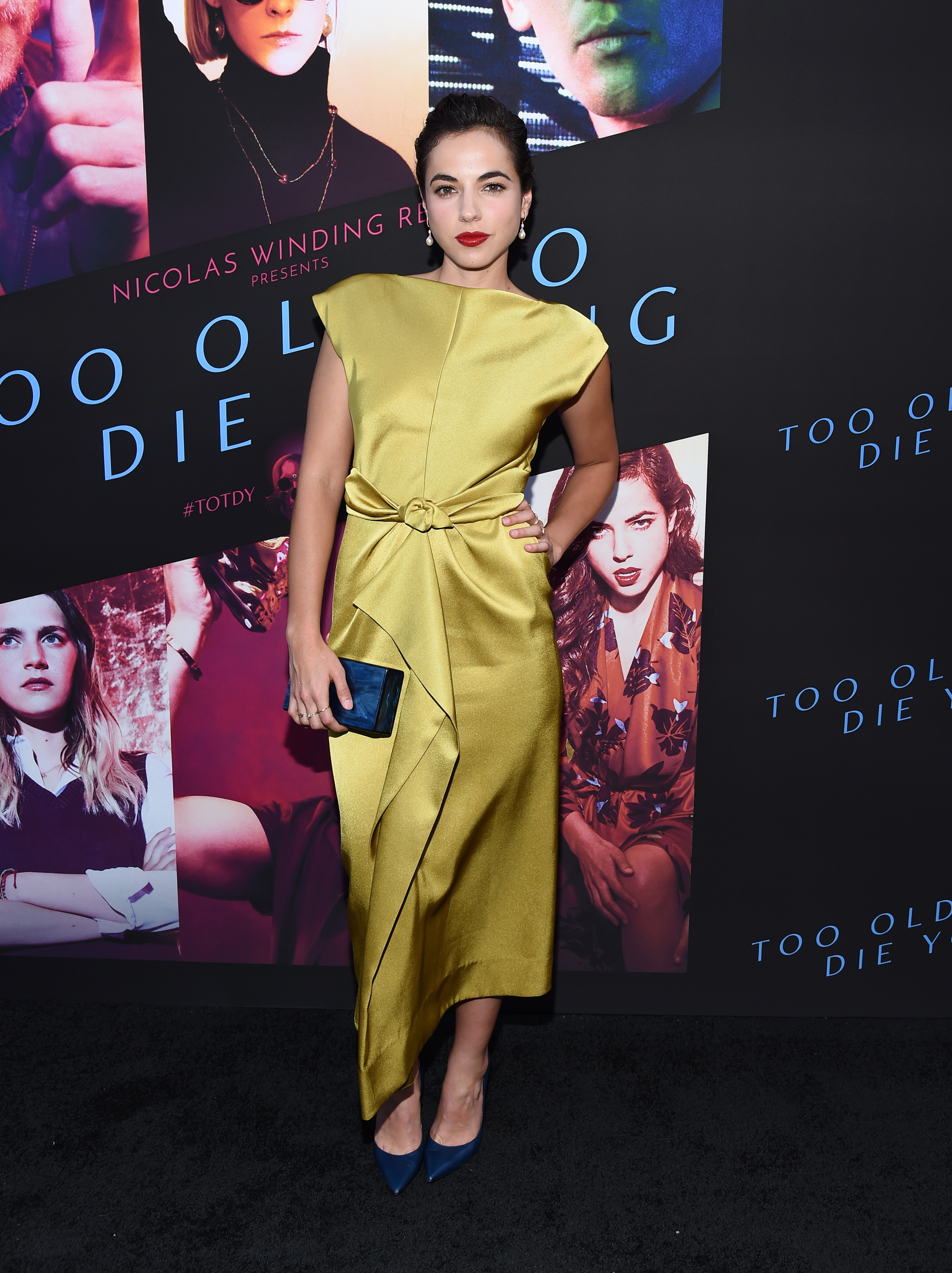 "LA Special Screening Of Amazon's ""Too Old To Die Young"""