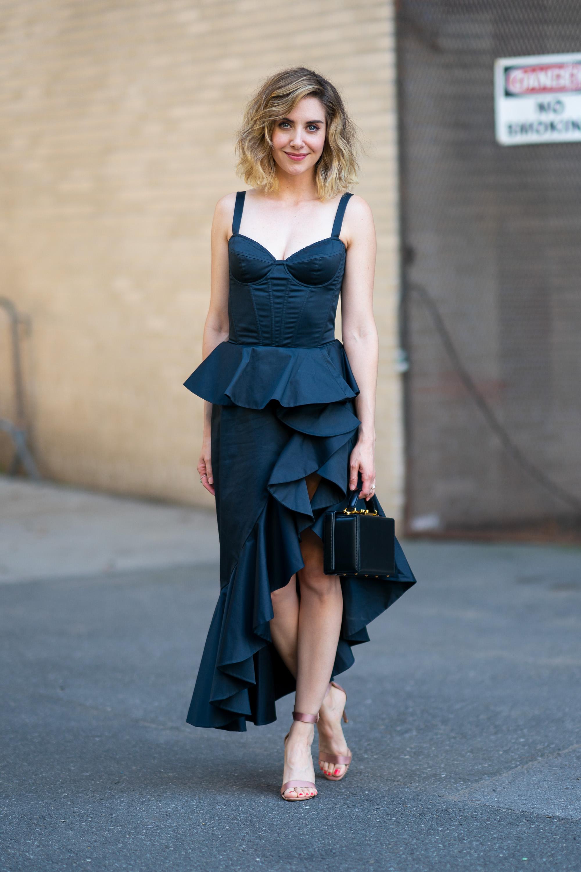 Allison Brie, looks, new york