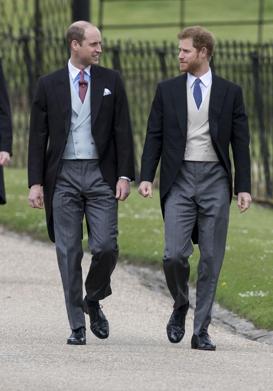 Píncipe Harry, Príncipe William